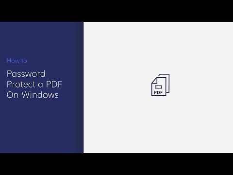 Password Protect a PDF File with PDFelement