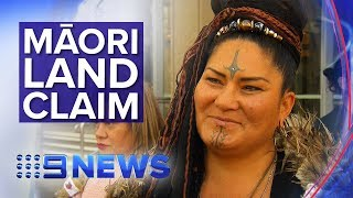 Group of Māori people say part of Sydney was given to them centuries ago   Nine News Australia