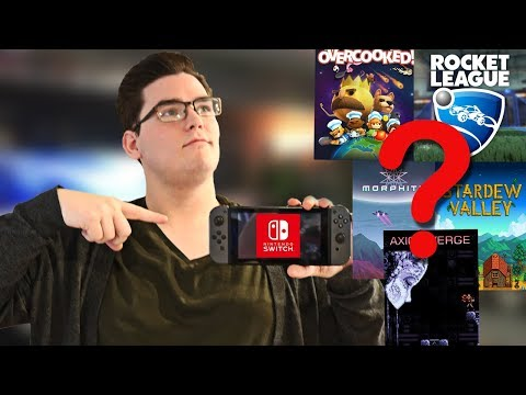 Top 10 BEST Nintendo Switch eShop Games WORTH Buying!