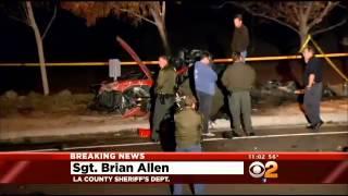 Fast And Furious Star Paul Walker Killed In Fiery Car Crash « CBS Los Angeles