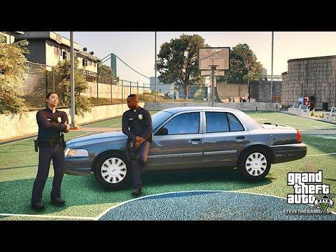 GTA 5 LSPDFR 0.3.1 - EPiSODE 689 - LET'S BE COPS (GTA 5 PC POLICE MODS)