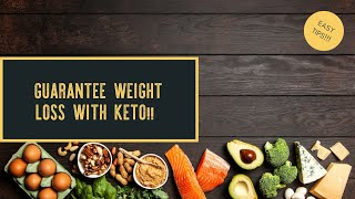 Just removing this one thing can almost always guarantee weight loss on Keto.