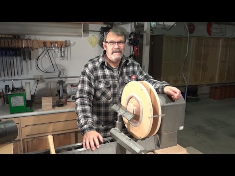 How To Make A Donut Chuck For Woodturners