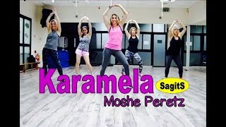 קרמלה - משה פרץ - Karamela - Moshe Peretz - זומבה עם שגית - Zumba with SagitS