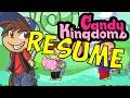 Résumé Candy Kingdoms