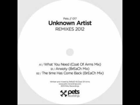 Unknown Artist - What You Need (Coat Of Arms Remix)