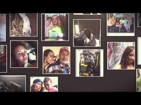 Shayna's 30th Birthday Collage