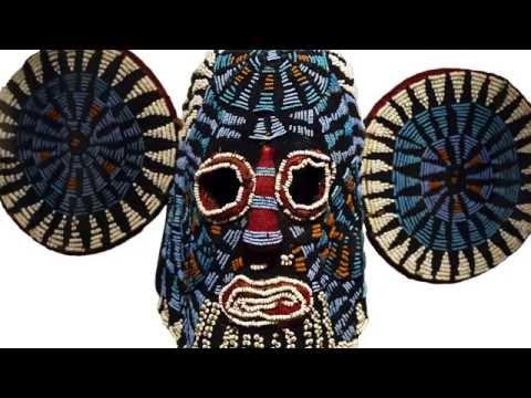 Elephant Mask, Kuosi Society, Bamileke Peoples, Cameroon