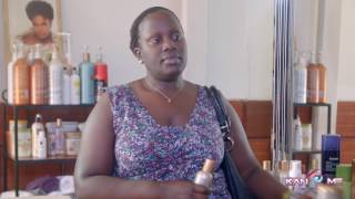 I came with my Own. Kansiime Anne.  African Comedy