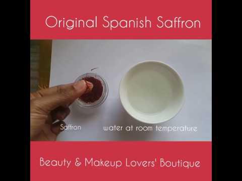 Original Spanish Saffron