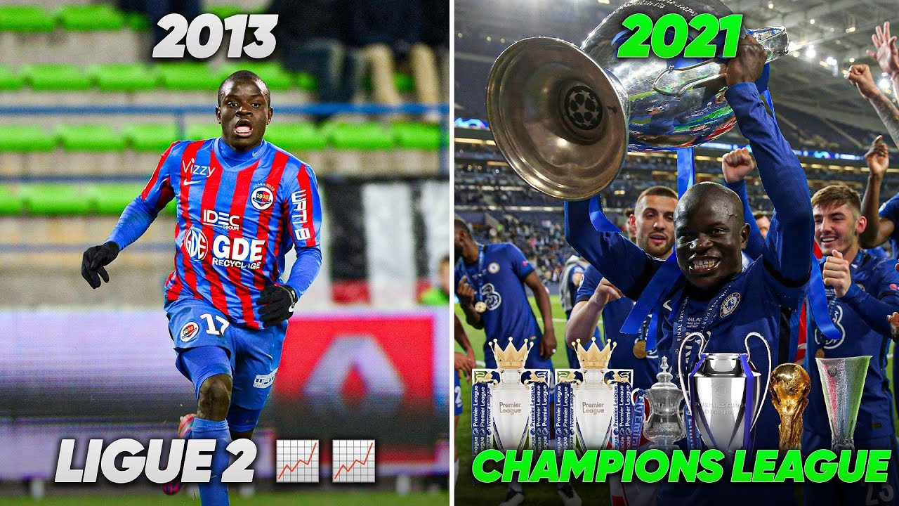 The Rise Of N'Golo Kante! | Explained