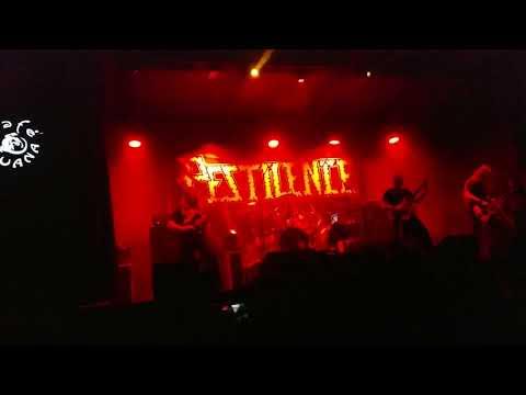 PESTILENCE  - Live 3 at Monterrey, Mexico, 3-22-2018