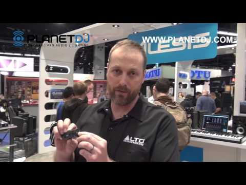 Alto Professional BAT PRO Bluetooth Transceiver - NAMM 2016