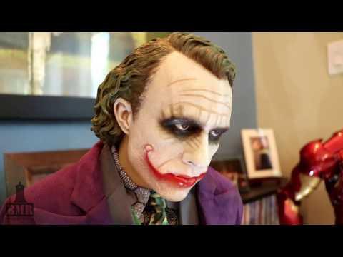 Prime 1 Studio's 1:2 Scale Heath Ledger Joker Review
