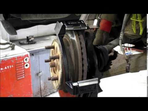 Caliper replacement and bleed