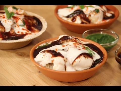 Dahi Bhalle | Cooksmart | Sanjeev Kapoor Khazana
