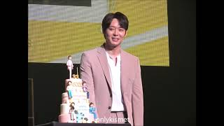 "[AUDIO] Park Yoochun - ""여우비 (Fox Rain)"" @Birthday Fanmeeting in Seoul"