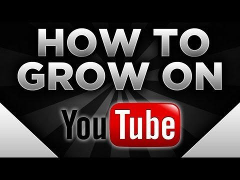How to Grow a Small Channel on Youtube - How to get more Subscribers and Views - Tips and Tricks
