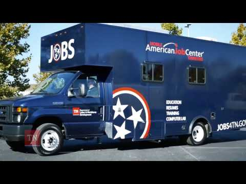 More Mobile American Job Centers in Tennessee