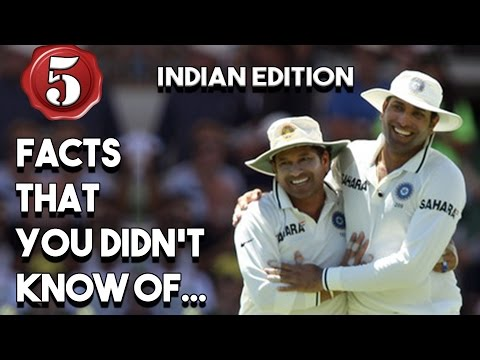 5 - Cricket Facts You Didn't know - Indian edition | SIMBLY CHUMMA 151
