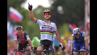 Tour Down Under 2018 Stage 1 Peter Sagan First Win Of The Year! Vlog