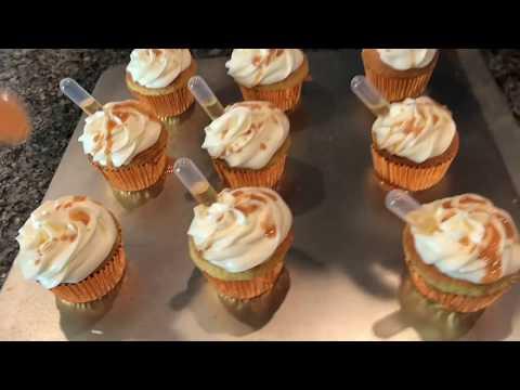 Adult Cupcakes/ JACK DANIELS CUPCAKES