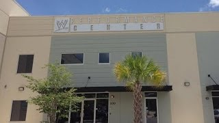 WWE Performance Center: A tour with Triple H + Interviews with Paige, Adrian Neville & Sami Zayn