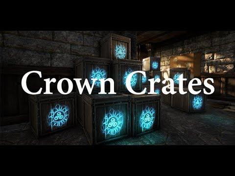 Free Scalecaller Crown Crates - ESO Event