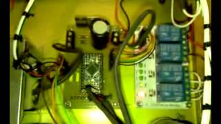 Arduino based antenna rotator at AE0MT - PakVim net HD