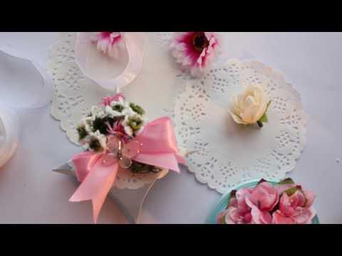 D.I.Y.Wedding Favors ideas