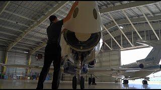 Tech Tuesday - Corporate Jet Weather Radar