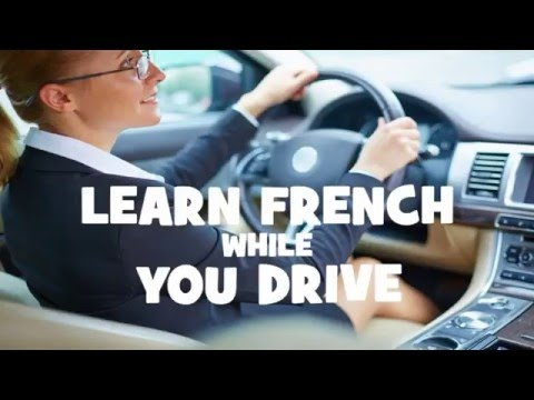 Learn 1800 French phrases while you drive