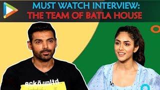 WOW:The Team of Batla House|John Abraham | Mrunal Thakur | Nikkhil Advani| Amazing Quiz & Rapid Fire