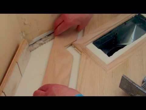 Install Wood Floor Vents in Floating Wood Floor