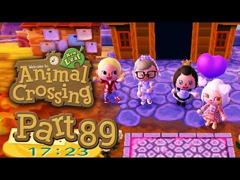 Animal Crossing New Leaf Staffel 3 Part 89 German Deutsch