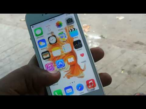 how to identify a fake iphone 5s/6/6s????? simple solution