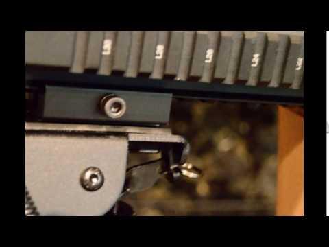 Tworld's Adjustable and Foldable Rifle Bipod