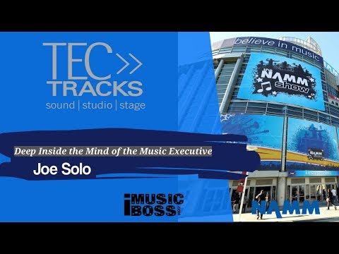 Namm 2018 Tec Tracks- Deep Inside the Mind of the Music Executive