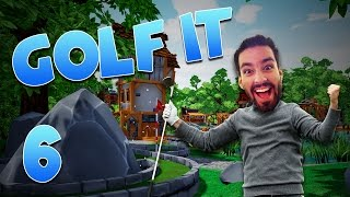 Rage & Regret! (Golf It #6)