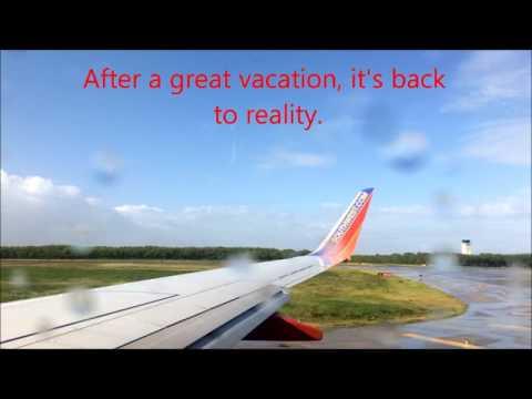 Flying Into Punta Cana