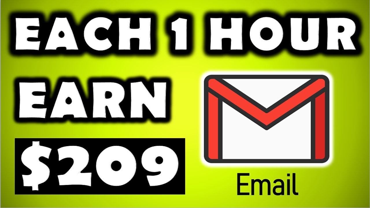 Earn $209.00+ in 1 Hour READING EMAILS! (FREE) Make Money Online | Branson Tay