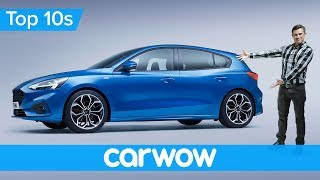 New Ford Focus 2019 revealed – finally better than a VW Golf?   Top 10s