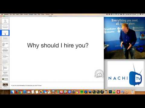 Why Should I Hire You? A mental exercise in Inspection Tip #13 with Ben Gromicko