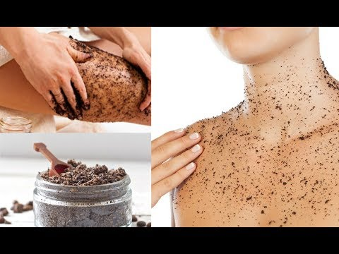 Coffee Body Scrub to Exfoliate Skin- Get Smooth, soft and Flawless Skin