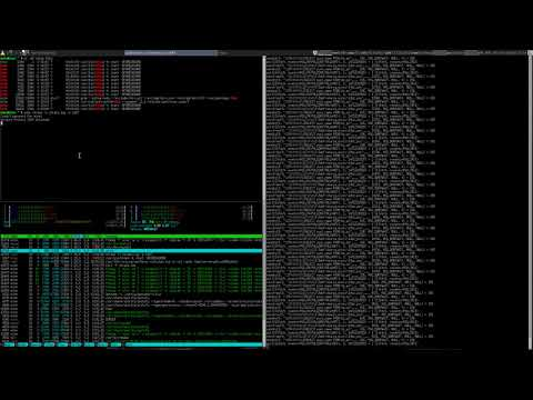 Checking/debugging CPU intensive process in Linux via strace