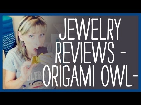 Jewelry Reviews - Origami Owl