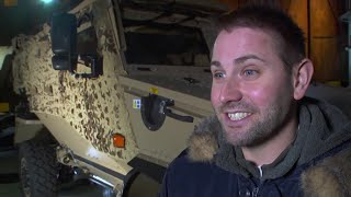 Military Vehicles - Behind the Scenes - Top Gear - Series 21