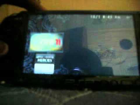 PSP 3000 6.60 custom themes