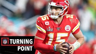 How Mahomes Made 3rd & 15 Magic in Super Bowl LIV | NFL Turning Point