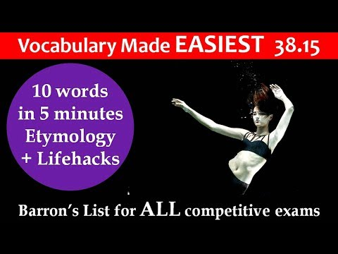 vocabulary made EASIEST 38.15 Learn etymology by puneet biseria in hindi